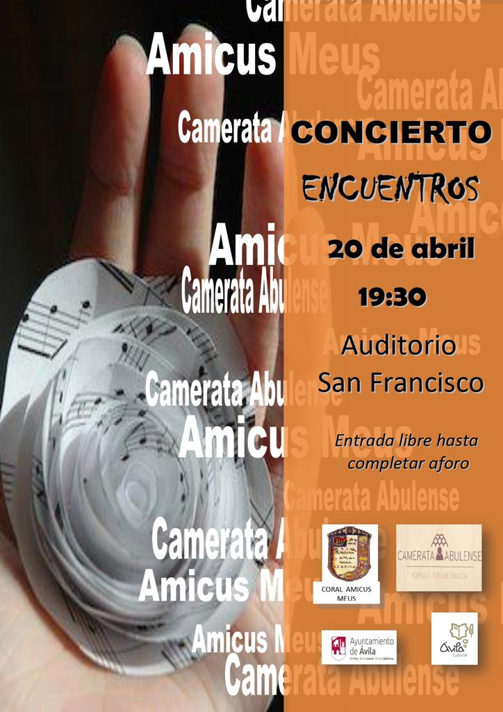 """Concierto """"ENCUENTROS"""""""